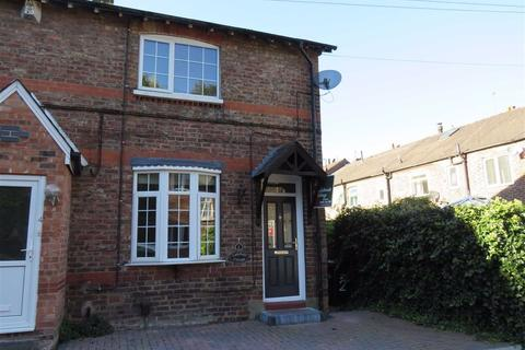 2 bedroom end of terrace house to rent - Ladyfield Terrace, WILMSLOW