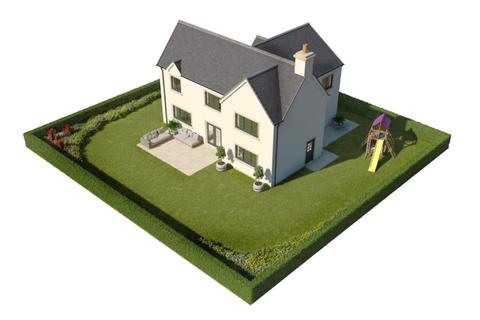4 bedroom house for sale - Plot 5, Abbotsford Terrace, Galashiels