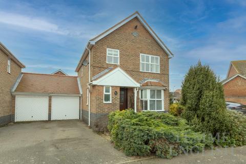 3 bedroom link detached house for sale - Sawkins Close, Langenhoe, Colchester