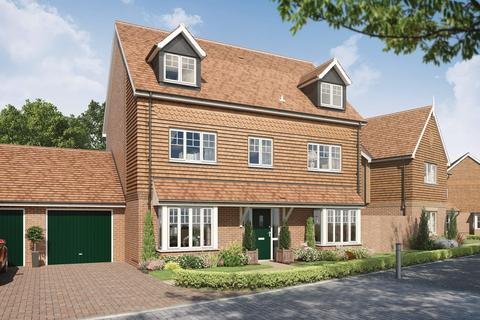 5 bedroom detached house for sale - Plot 166, The Birch at Bicknor Wood, Gore Court Road, Otham, Kent ME15