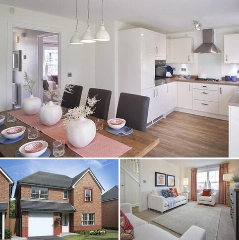 4 bedroom detached house for sale - Plot 126, Hemsworth at Morgan's Meadow, Heol Ty-Maen, Bridgend, BRIDGEND CF31
