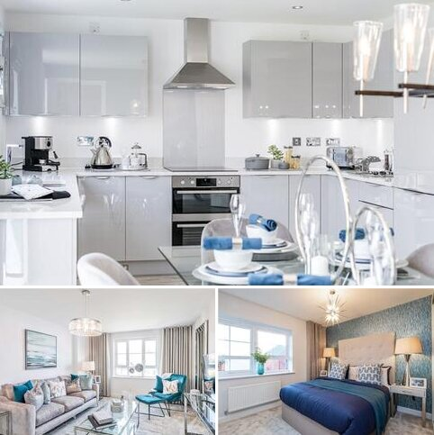 2 bedroom semi-detached house for sale - Plot 203, Roseberry at Madgwick Park, Madgwick Lane, Chichester, CHICHESTER PO18