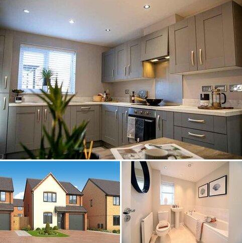 4 bedroom house for sale - Plot 312, The Pine at Roman Fields, Peterborough, Manor Drive, Peterborough PE4