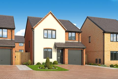 4 bedroom house for sale - Plot 313, The Pine at Roman Fields, Peterborough, Manor Drive PE4