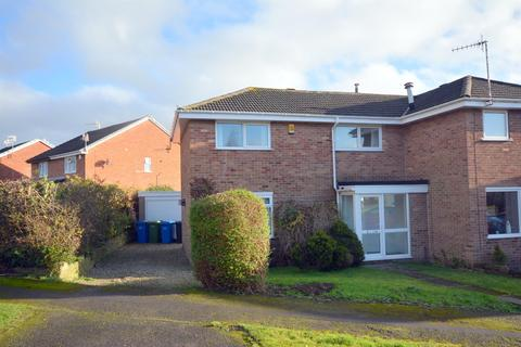3 bedroom semi-detached house for sale - Elkstone Road, Linacre Woods, Chesterfield, S40 4UT