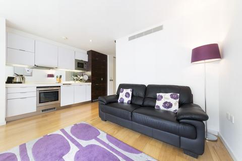 Studio to rent - Ontario Tower, 4 Fairmont Avenue, London, Canary Wharf, E14