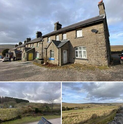 3 bedroom end of terrace house for sale - 10 Railway Cottages, Garsdale