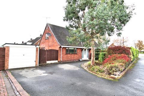 3 bedroom detached bungalow for sale - VICTORIA WAY, HILLCROFT PARK, STAFFORD ST17