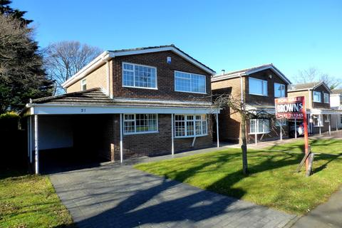 3 bedroom detached house for sale - Cranwell Grove, Thornaby, Stockton-On-Tees, TS17