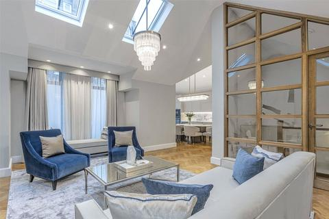 4 bedroom terraced house to rent - Wigmore Place, Marylebone, W1G