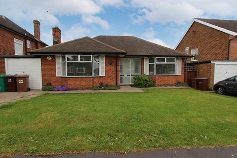 2 bedroom bungalow to rent - Templeoak Drive, Wollaton, Nottingham, NG8