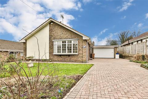 3 bedroom bungalow for sale - Potterdale Drive, Little Weighton, Cottingham, HU20