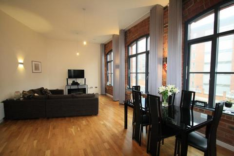2 bedroom penthouse for sale - SPINDLE HOUSE, EAST STREET, LEEDS, LS9 8EY