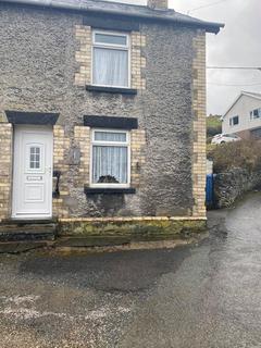 1 bedroom end of terrace house for sale - Frondeg Terrace LL21