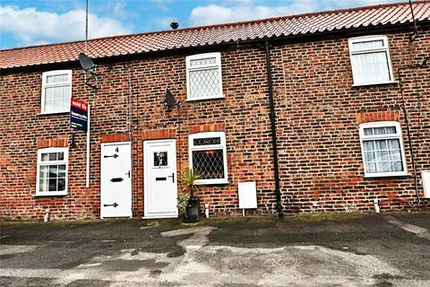 2 bedroom terraced house for sale - Wrays Cottages, Burstwick, Hull, HU12