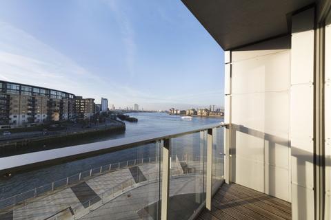 2 bedroom apartment to rent - Admirals Tower, 8 Dowells Street, New Capital Quay, Greenwich, London, SE10