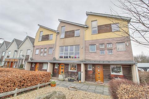 4 bedroom terraced house for sale - November Courtyard, Fall Pass, Gateshead, NE8 2BW