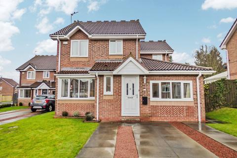 4 bedroom detached house for sale - Kirkharle Drive, Pegswood, Morpeth, Northumberland, NE61 6TE