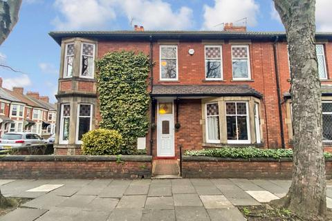 3 bedroom terraced house for sale - Linskill Terrace, North shields, North Shields, Tyne and Wear, NE30 2AT