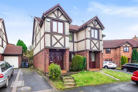 3 bedroom semi-detached house for sale - Border Brook Lane, Worsley, Manchester, M28 1XJ