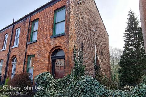 3 bedroom end of terrace house for sale - Great King Street, Macclesfield