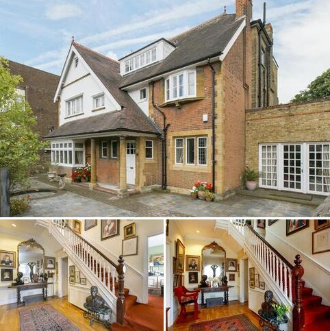 8 bedroom detached house for sale - Briar Walk, Putney, London SW15