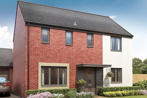 3 bedroom semi-detached house for sale - Plot 660, The Clayton at Buttercup Leys, Snelsmoor Lane, Boulton Moor DE24