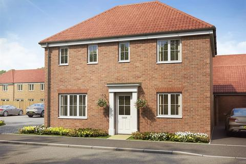 3 bedroom detached house for sale - Plot 853, The Clayton Corner  at Buttercup Leys, Snelsmoor Lane, Boulton Moor DE24