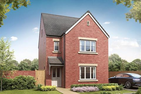 4 bedroom detached house for sale - Plot 115, The Lumley at Oak Tree Gardens, Audley Avenue TF10