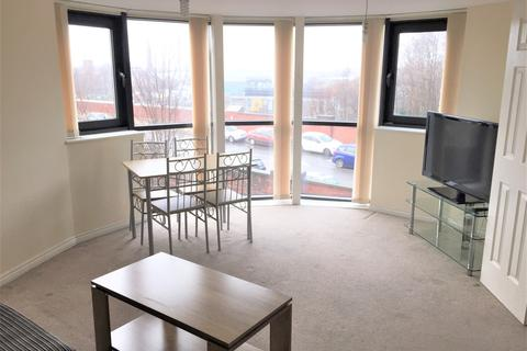 2 bedroom apartment to rent - The Fusion, Fusion 8, Middlewood Street, Salford M5