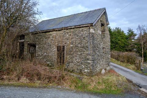 2 bedroom barn for sale - Barn At Cwm Yr Ychen, Pant-y-dwr, Rhayader, LD6 5AR