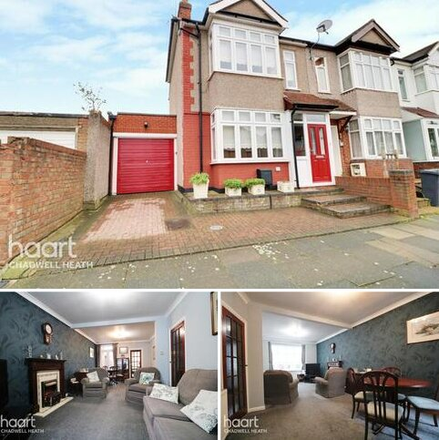 3 bedroom end of terrace house for sale - Albany Road, Romford