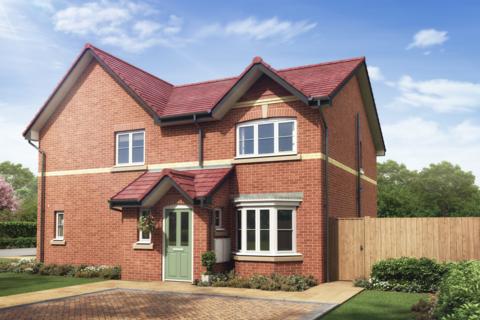3 bedroom semi-detached house for sale - Plot 124, Langley-3 at Moorfield Park, Poulton-le-Fylde, Lancashire FY6