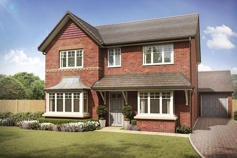 4 bedroom detached house for sale - Plot 16, The Bayswater at St Peter's Park, Mawdesley, Lancashire L40