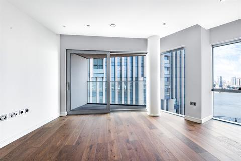 1 bedroom apartment to rent - No.5, Upper Riverside, Cutter Lane, Greenwich Peninsula, SE10