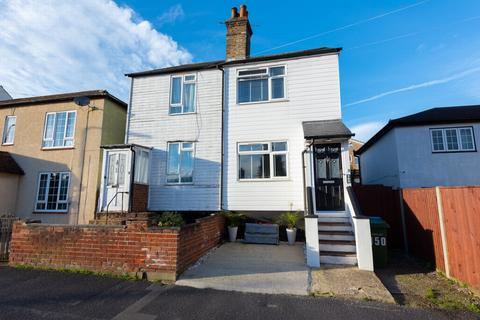 3 bedroom semi-detached house for sale - Queens Road, North Camp, GU14