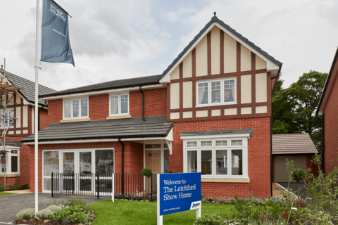 5 bedroom detached house for sale - Plot 18, The Latchford at St Peter's Park, Mawdesley, Lancashire L40