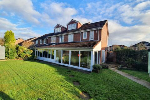 5 bedroom detached house for sale - Ladyhill View, Worsley, Manchester, Greater Manchester, M28