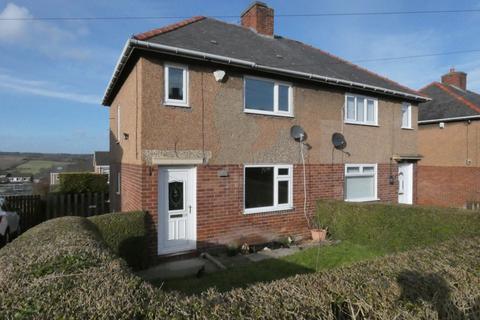 2 bedroom semi-detached house for sale - Castle Road, Prudhoe, Northumberland, NE42 6NE