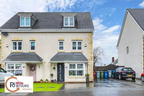 4 bedroom townhouse for sale - 21 Hawthorn Avenue, Cambuslang, Glasgow, G72 7AE