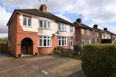 3 bedroom semi-detached house for sale - Netherley Road, Hinckley
