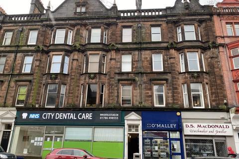 3 bedroom flat for sale - Port St, Stirling