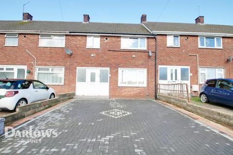 3 bedroom terraced house for sale - Porlock Road, Cardiff