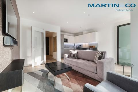 1 bedroom apartment for sale - Meridian House, Battersea Reach