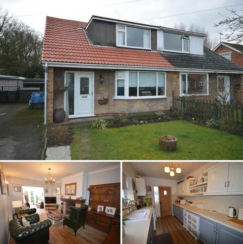 3 bedroom semi-detached bungalow for sale - Broadacres, Carlton