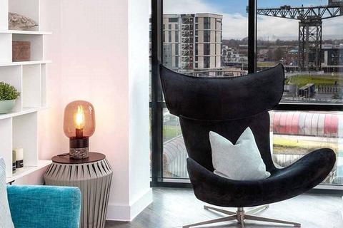 2 bedroom flat for sale - Plot 6, SW5 - G3 Square, Minerva Street, Glasgow, G3