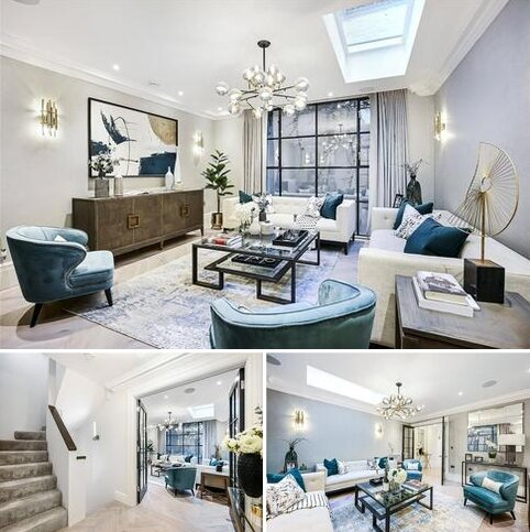 3 bedroom terraced house for sale - Godfrey Street, Chelsea, London, SW3