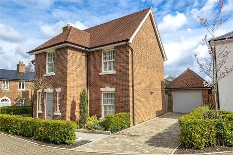 3 bedroom detached house for sale - Morningdale Field, Bereweeke Avenue, Winchester, Hampshire, SO22