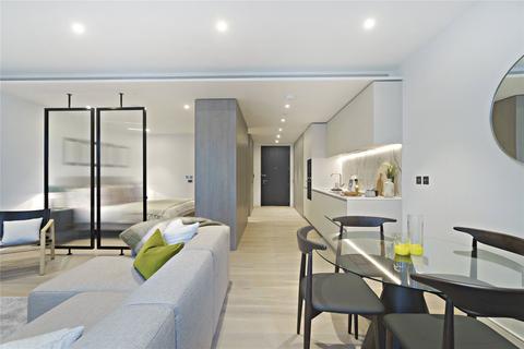 Studio to rent - Water Street, Canary Wharf, London, E14
