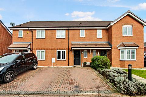 3 bedroom terraced house for sale - Foxton Close, Glascote